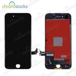Ecran LCD vitre tactile châssis iPhone 7 Plus noir