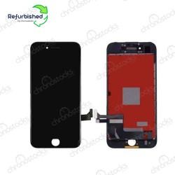 Ecran LCD vitre tactile iPhone 7 Plus noir original Refurbished