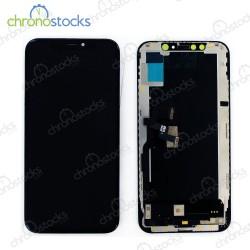 Ecran LCD vitre tactile pour iPhone XS noir IN CELL