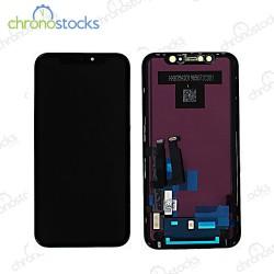 Ecran LCD vitre tactile pour Iphone XR noir
