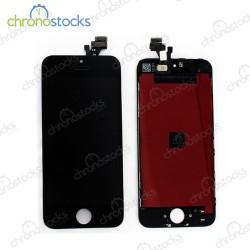 Ecran LCD vitre tactile pour iPhone 5se noir