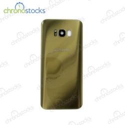 Vitre arrière Samsung S8 Plus SM-G955F or