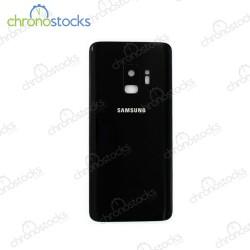 Vitre arrière Samsung S9 SM-G960F noir