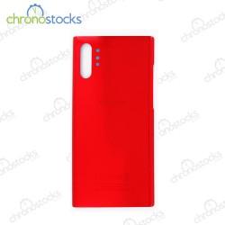 Vitre arrière Samsung Note 10 Plus SM-N976F rouge