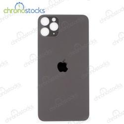 Vitre arrière iPhone 11 Pro Max noir