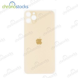 Vitre arriere pour iPhone 11 Pro Max Or