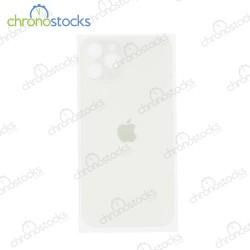 Vitre arrière iPhone 11 Pro argent