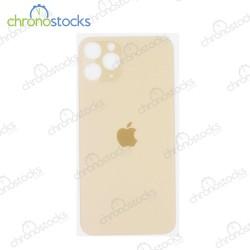 Vitre arrière iPhone 11 Pro or