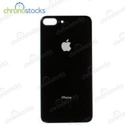 Vitre arrière iPhone 8 Plus noir