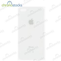 Vitre arriere pour iPhone 8 Plus Blanc