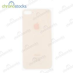 Vitre arrière pour iPhone 8 Plus doré