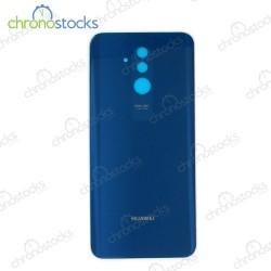 Vitre arriere pour Huawei Mate 20 Lite Bleu