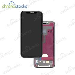 Ecran LCD vitre tactile iPhone 11 noir