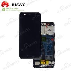 Ecran Complet Huawei P10 noir VTR-L09