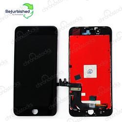 Ecran LCD vitre tactile iPhone 8 Plus noir original reconditionné