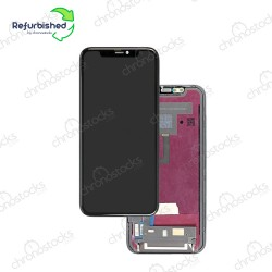 Ecran LCD vitre tactile iPhone 11 noir original reconditionné