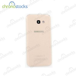 Vitre arrière Samsung A5 2017 SM-A520F rose