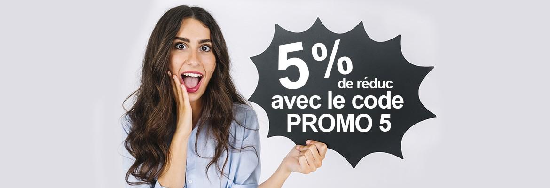 promo 5% sur écrans et vitres tactiles (iPhone 6, Asus, Honor, ...)