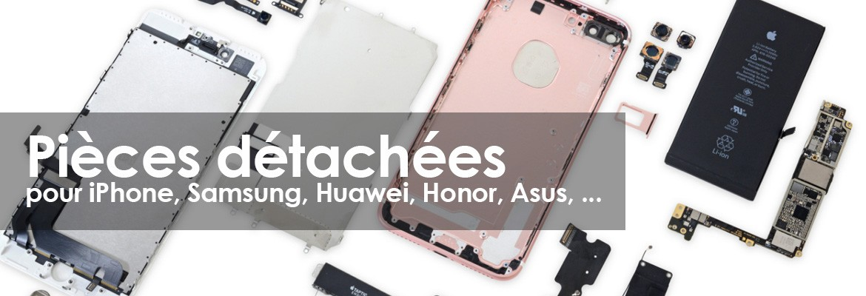 Ecrans, pièces détachées pour téléphone